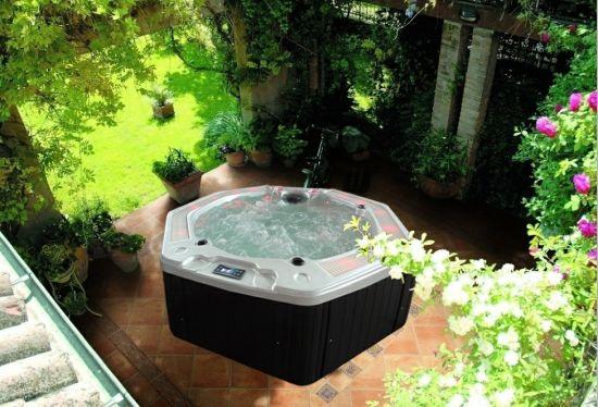 Garden Balboa Control Whirlpool Bathtub Swim SPA Hot Tub With Overflow  (Ceres)