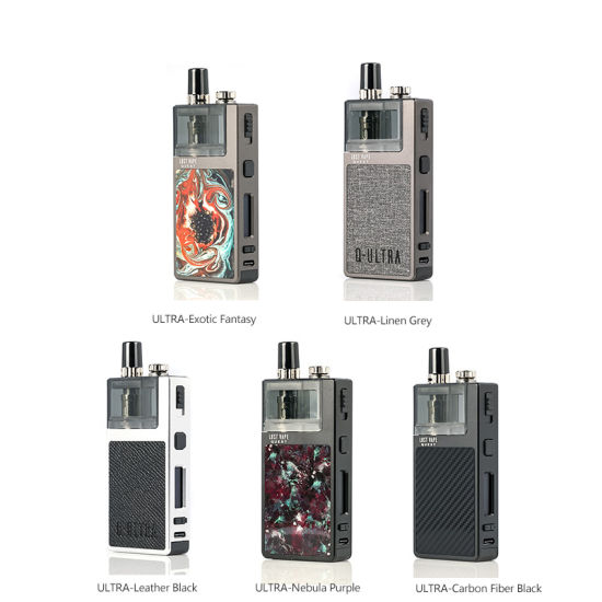 Lost Vape Orion Q-Ultra 40W Aio 4ml Pod System Starter Kit