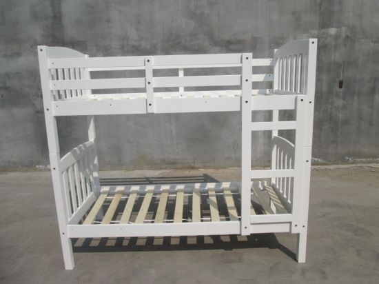 Twin Bunk Bed For Kids Solid Wood Bed Children Double Bunk Beds With High Quality China Furniture Kids Bed Kid Made In China Com