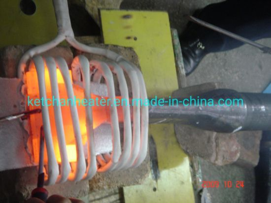 Hf Induction Heater for Rail Pick Cemented Carbide Tool Welding Brazing