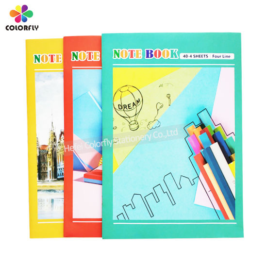 China Cheap Online Stationery Afghanistan Student Exercise Book
