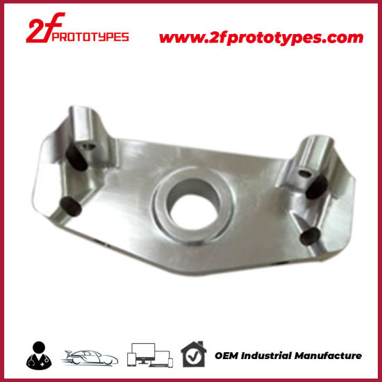Custom High Precision CNC Central Machinery Spare Prototypes Parts