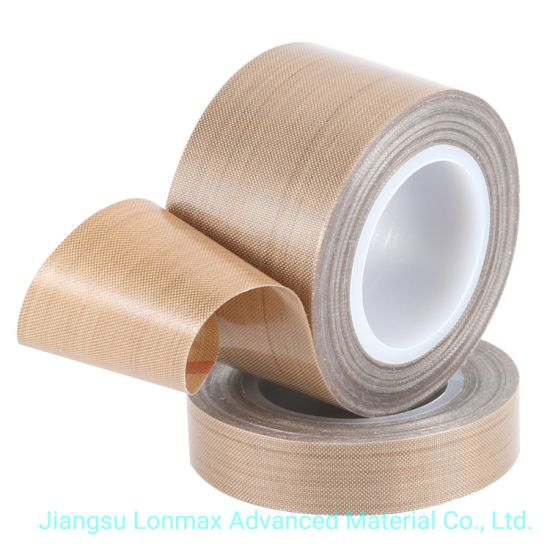 PTFE Stick Tape Anti Adhesion for Sealing Machine Demold Fiberglass Products pictures & photos