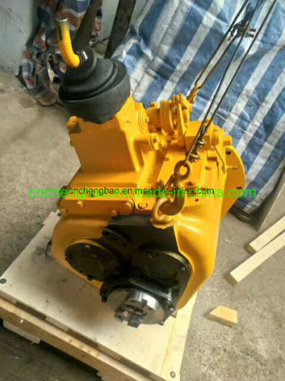 Shehwa T165 SD16t Dozer Transmission 1f08000 16t-14-00000 16t-14-00001 pictures & photos