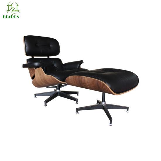Eames Lounge Stoel Replica.China Herman Miller Replica Charles Eames Lounge Chair And Ottoman