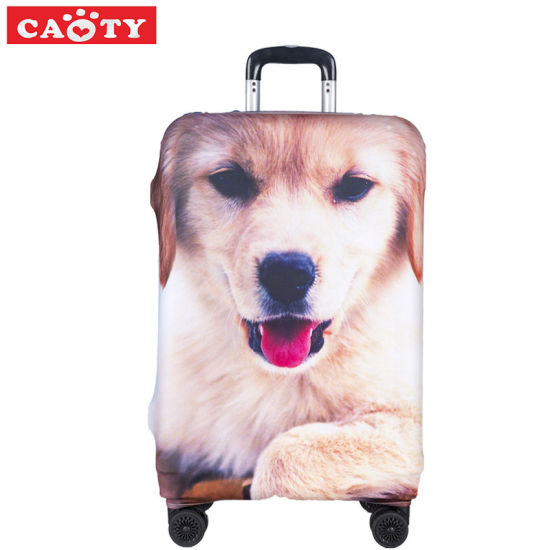 Galaxy Travel Luggage Cover Suitcase Protector Washable Zipper Baggage Cover