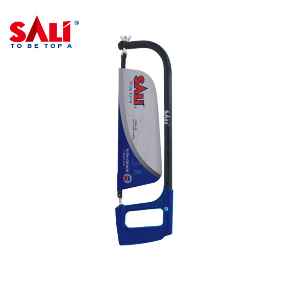 Sali Guarranted Quality Hand Tools Hacksaw Frame for Fast Cutting