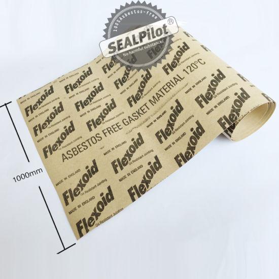Oil Resistant Imported Fiber Paper Sheet, Seal Fiber Paper Gasket