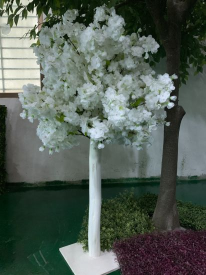 High Quality Wholesale Artificial Cherry Blossom Flower Tree