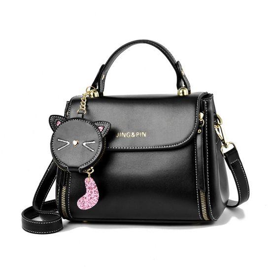 Luxury Designer Cow Leather Hand Bags Handbag Brand Full Grain Leather Cowhide Lady Handbag