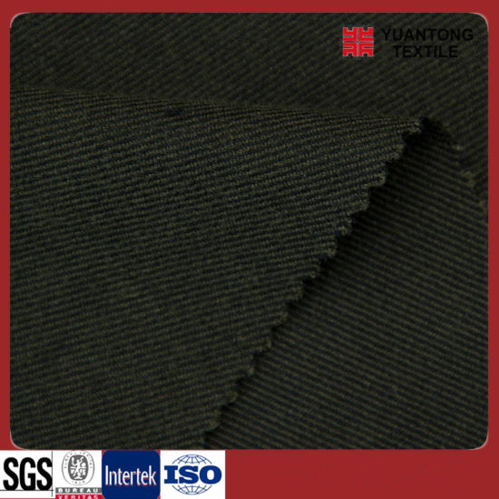 Twill Pants Fabric 100% Cotton Combed Fabric for Men