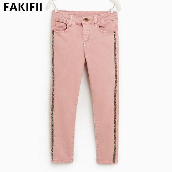 Wholesale Premium Quality Kids/Baby/Infant Wear Summer Wear Jeans