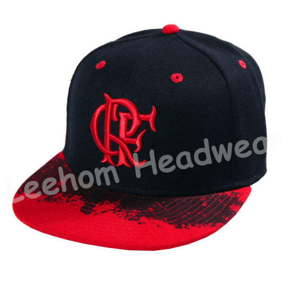 New Promotional Snapback Brand Fashion 3D Caps Era Hats