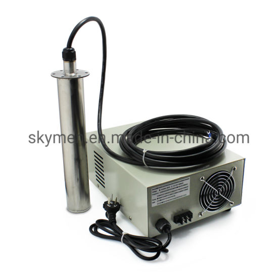 High Power Science Lab Clinic Medical Hospital Portable Ultrasonic Transducer Immersion Probe