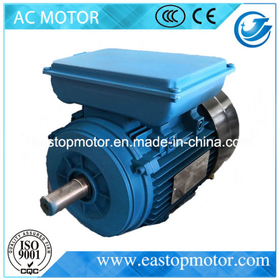Single Phase Electric Motor with Dual Capacitors 56-132 Body