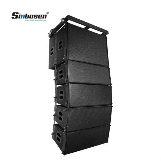Professional Line Array System Sn2010 Stage PRO Audio Speaker pictures & photos