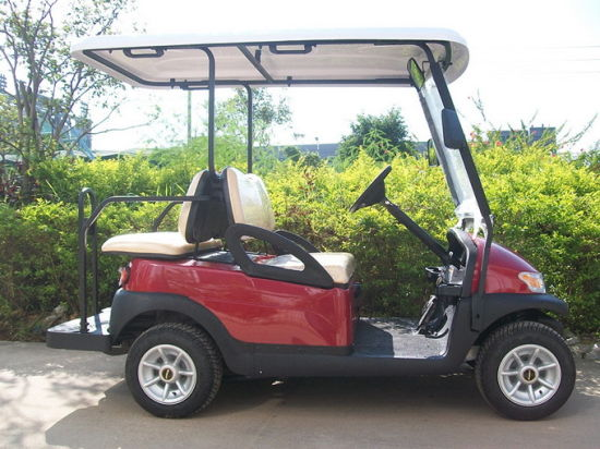 Hot Sale 4 Seater Electric Golf Buggy for Golf Course pictures & photos