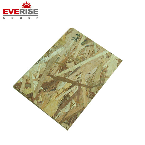 Structural Grade Laminated OSB Particle Board for Formwork