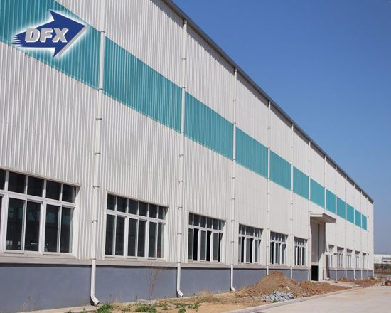 China Good Quality Prefabricated Steel Structure Building Agricultural Steel Structural Warehouse Shed