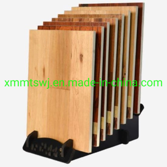 Floor Board Display Rack for Exhibition of Tile, Ceramic, Granite pictures & photos