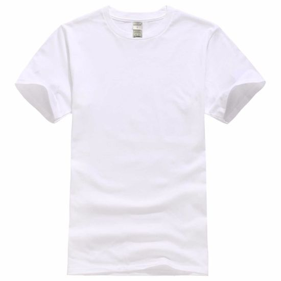 f633084a3 Promotional Mens Wholesale Blank Tee Shirts Plain White T Shirts Election T- Shirts