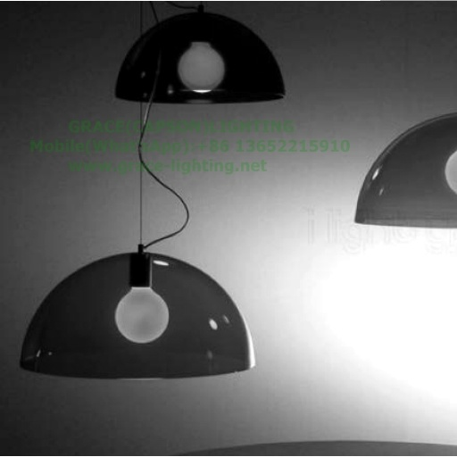 Modern Acrylic Pendant Light Diferent Color in Stock (GD-0020-1) pictures & photos