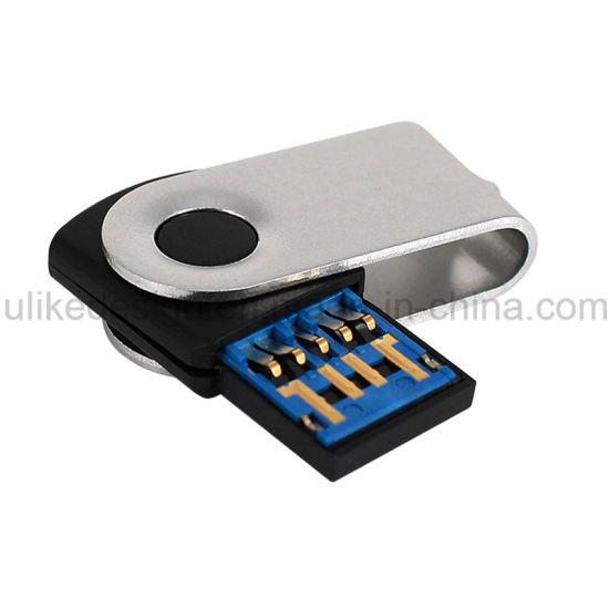 Customized Twist USB Pen Drive USB Flash Drive