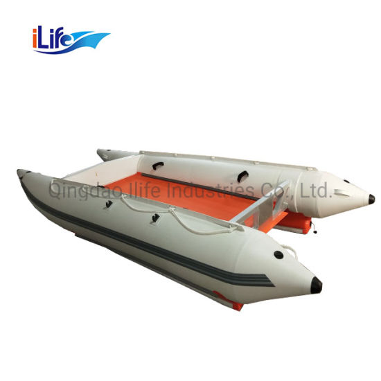 Ilife New Price Best Professional Ferry Catamaran Inflatable High Speed Boat