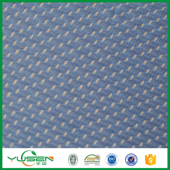 High Air Permeablity Micro Mesh Polyester Fabric pictures & photos