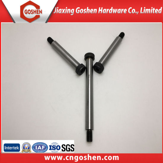 ISO7379 Hex Socket Cheese Head Shoulder Screw pictures & photos