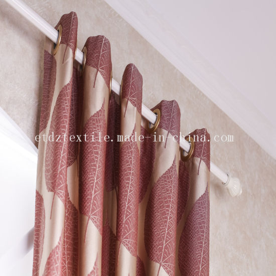 Shrinkage Fabric Design Window Curtain Fabric pictures & photos