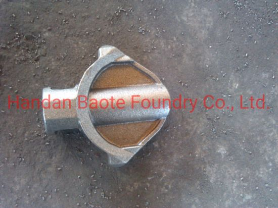 Green Sand ASTM A536 Ductile Iron Casting Parts for Valves