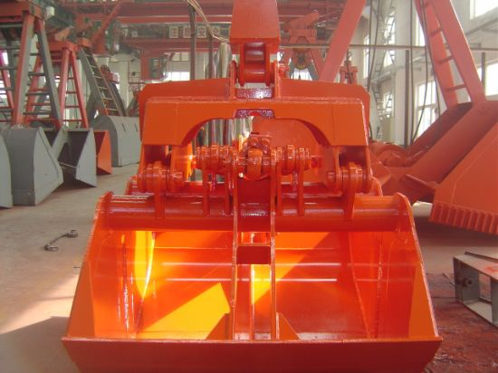 Hydraulic Clamshell Grab Bucket pictures & photos