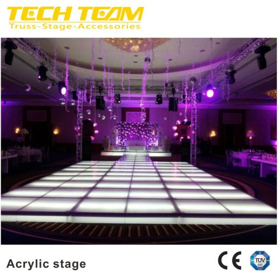 China Aluminum Stage/Mobile Concert Stage/Portable Stage for