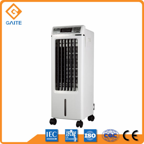 China Small Air Conditioner Desert Air Cooling Fans Portable Evaporative Air Cooler pictures & photos