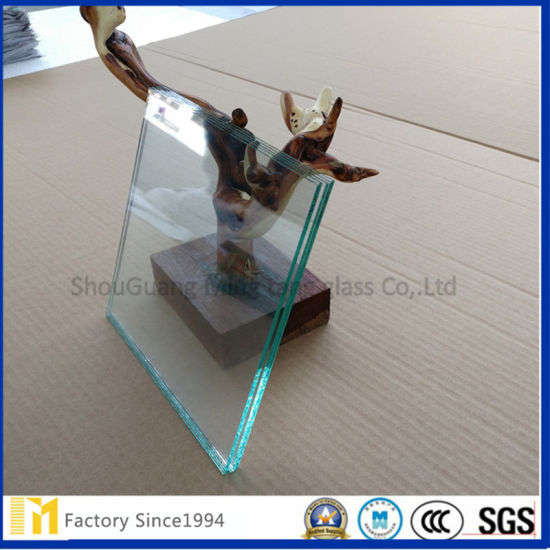 Glass Beveled Mirror, Beveled Glass Glass Top Table, Furniture Glass, Tempered Glass for Furniture pictures & photos