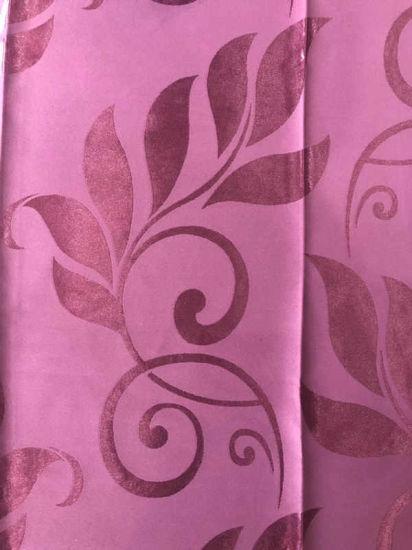 High Grade Blackout Curtain Jacquard Polyester Curtain