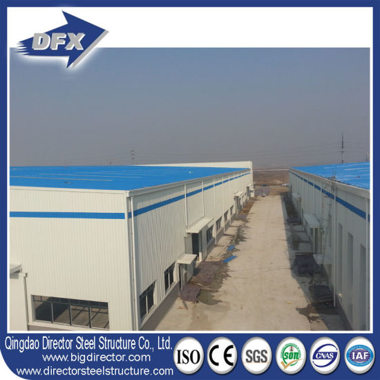 High Rise Steel Structure Frame Prefabricated Buildings pictures & photos