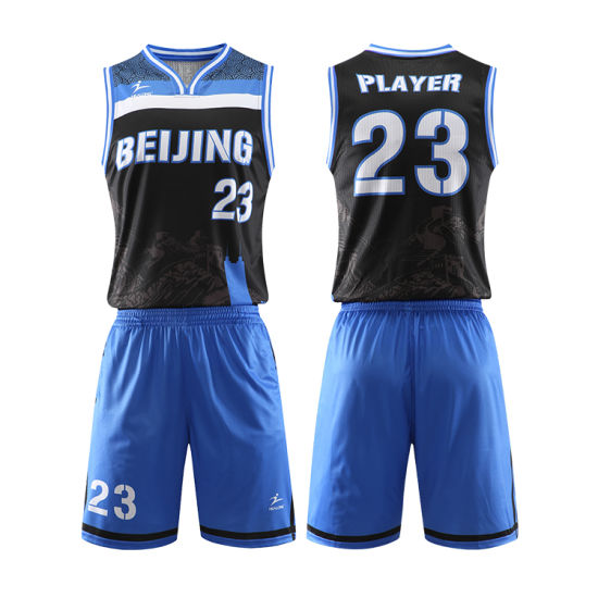 Custom Basketabll Jersey Basketball Equipment Sportswear Basketball Uniform pictures & photos