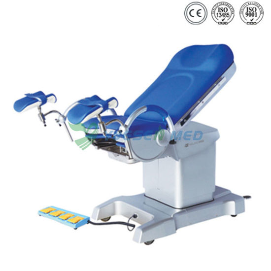 Electric Clinic Surgery Gynecological Examination Table pictures & photos
