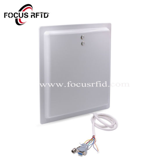 Long Range RFID Chip Card Reader 20m for Access Control and Asset Tracking