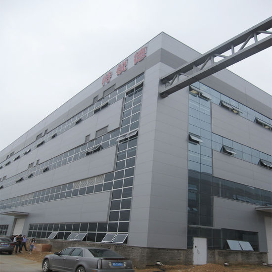 Good Quality Industrial Steel Structure Prefabricated Building