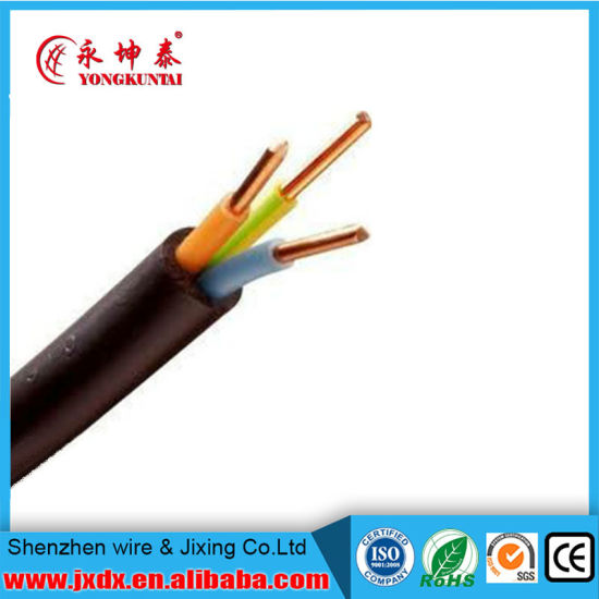 (KVV) PVC Insulated Sheathed Control Cable pictures & photos