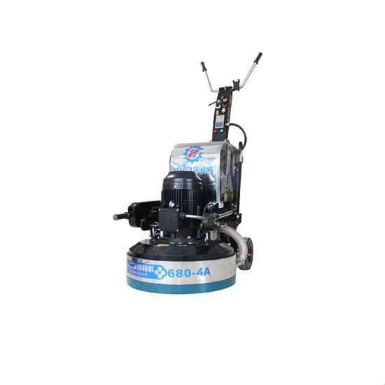 Hot Sale Xingyi 680 4a Concrete Floor Grinder Machine Used In Concrete Floor Natural Stone Terrazzo Floors