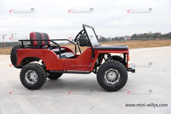 f853c5aa5bd 2019 New Mini Jeep Willys Available on 110cc, 125cc and 150cc Gy6 Engine
