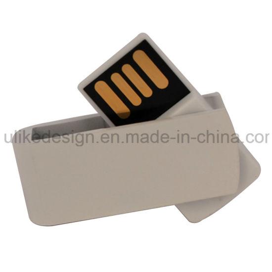 Promotional Gift Printing Your Own Logo USB Pen Drive Swivel 16GB 32GB 64GB USB Flash Drive