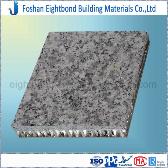 Red Color Granite Slab Honeycomb Panel for Exterior Wall pictures & photos
