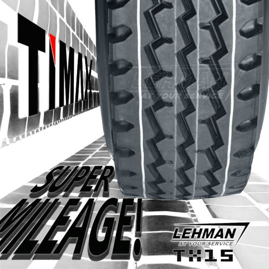Timax DOT Smartway Drive Steer Trailer Semi Truck Tires (225/70R19.5, 245/70R19.5, 265/70R19.5) pictures & photos