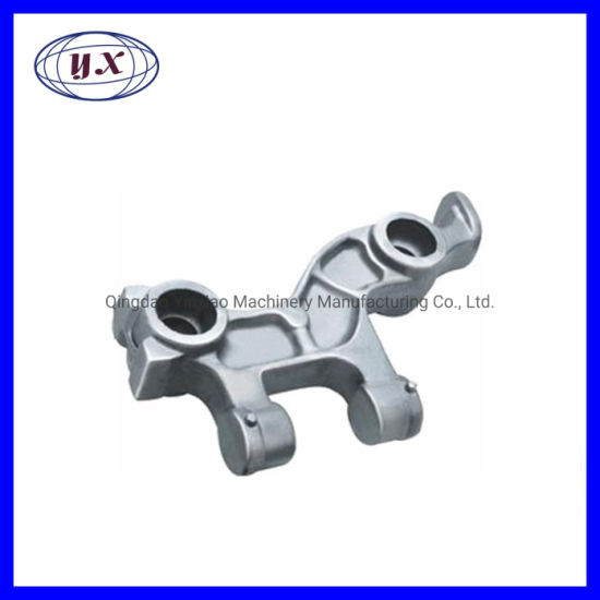 Custom Precision Machining CNC Metal Stamping Parts Hot Forging Parts Auto Parts