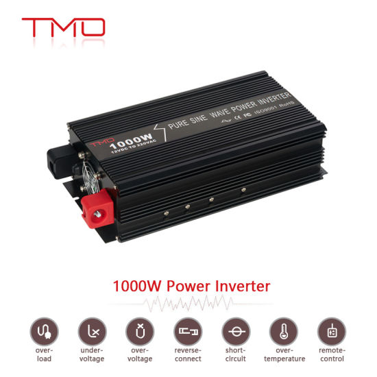 1000W Pure Sine Wave Inverter (Off-Grid Type) ; Apply to Home and Wind/Solar System pictures & photos